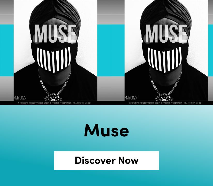 Promotional banner for Muse