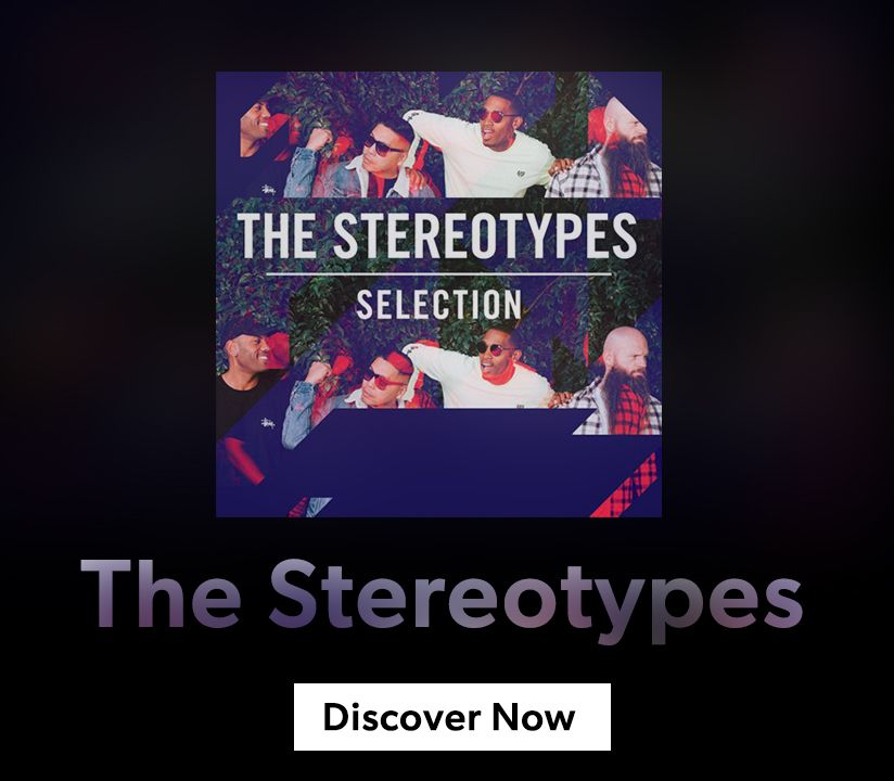 Promotional banner for Stereotypes