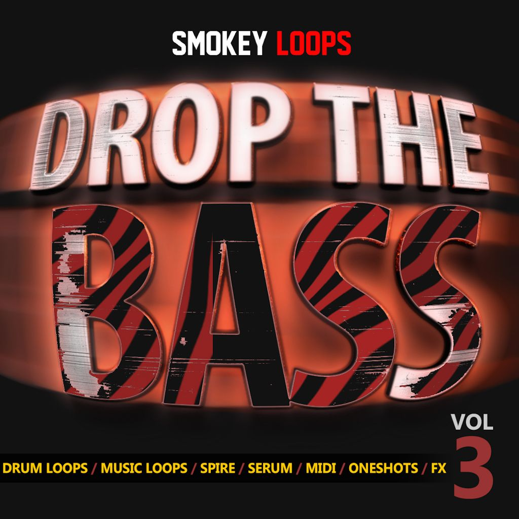 SOUNDS | Drop The Bass Vol  3 | Sml 100bpm Bass Drop (NO