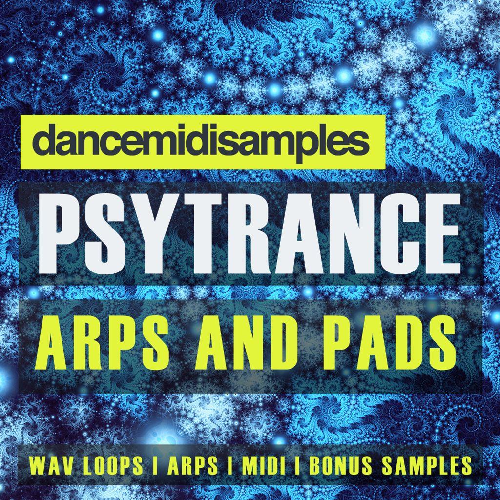 SOUNDS   DMS Psytrance Arps & Pads Vol 1