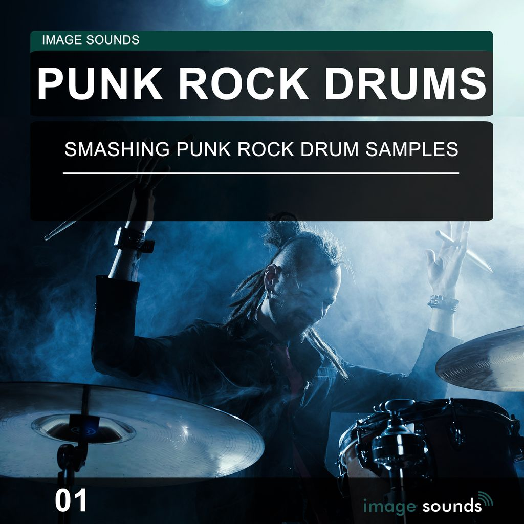 Punk Drum Samples