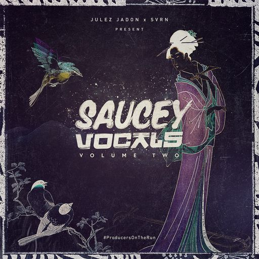 Saucey Vocals Vol. 2