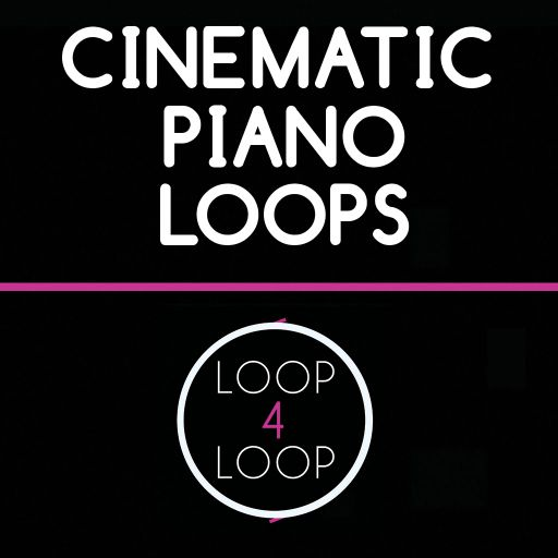 Cinematic Piano Loops