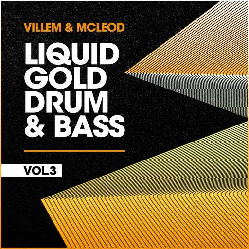 Liquid Gold Drum & Bass VOL 3