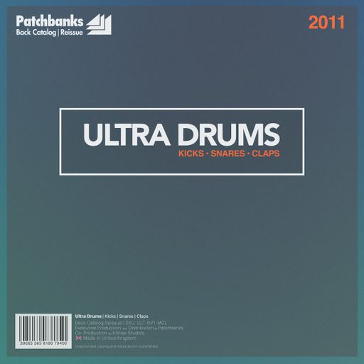 Ultra Drums