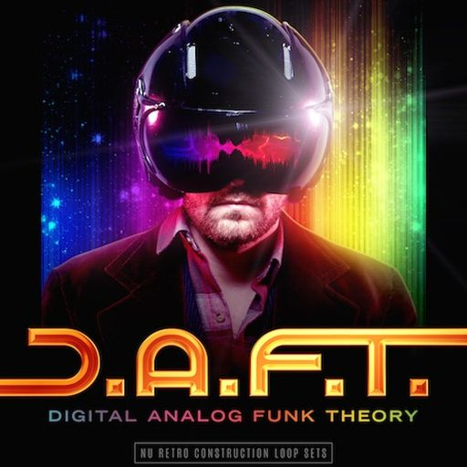 D.A.F.T - Digital Analog Funk Theory