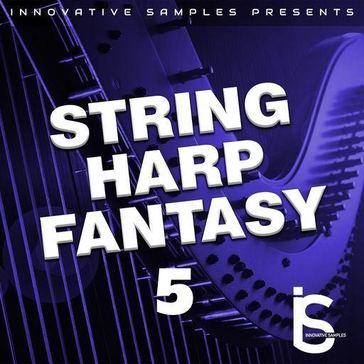 String Harp Fantasy 5