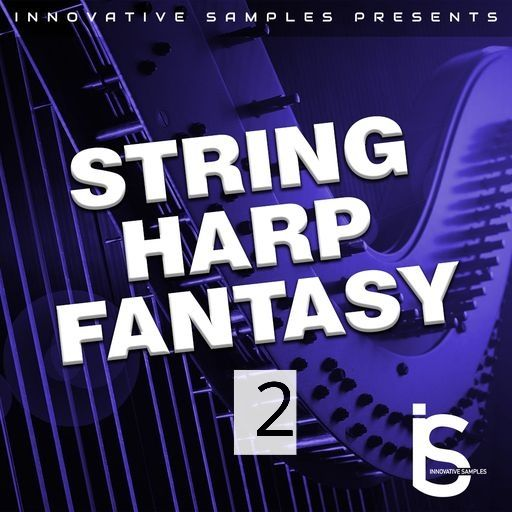 String Harp Fantasy 2