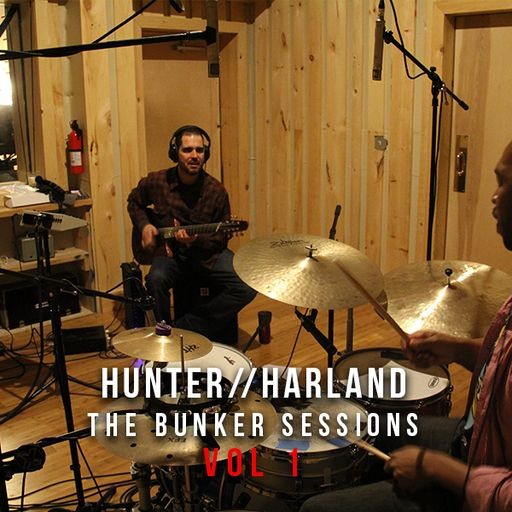 Hunter/Harland - The Bunker Sessions Vol 1