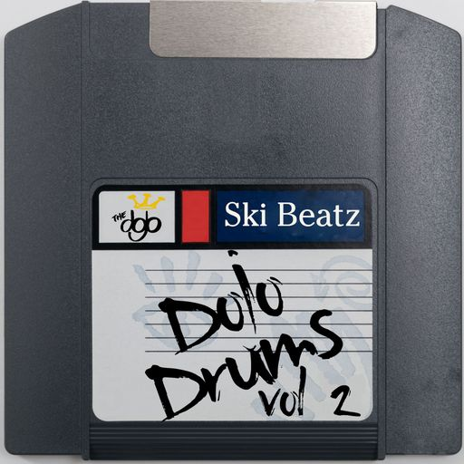 Ski Beatz - Dojo Drums Vol. 2