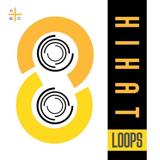 808 HI HAT LOOPS