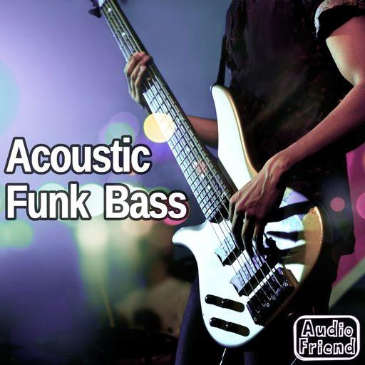 Acoustic Funk Bass