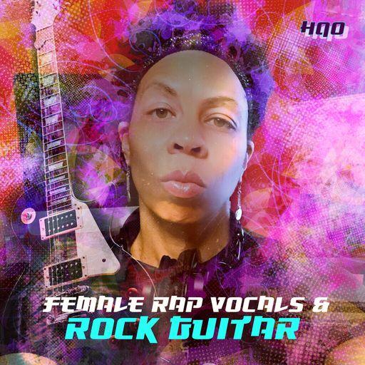 FEMALE RAP VOCALS AND ROCK GUITAR
