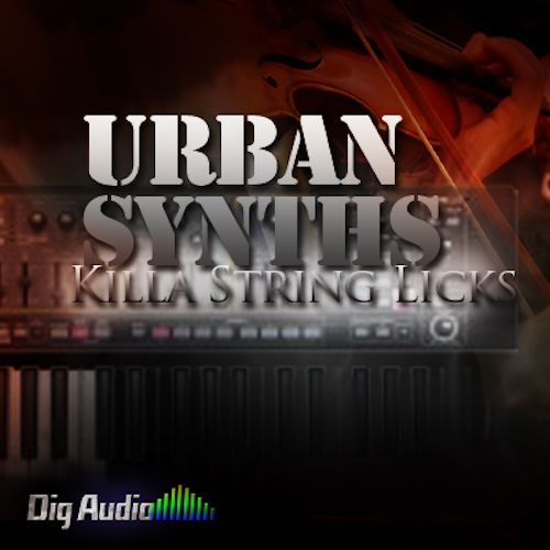 Urban Synths Killa String Licks