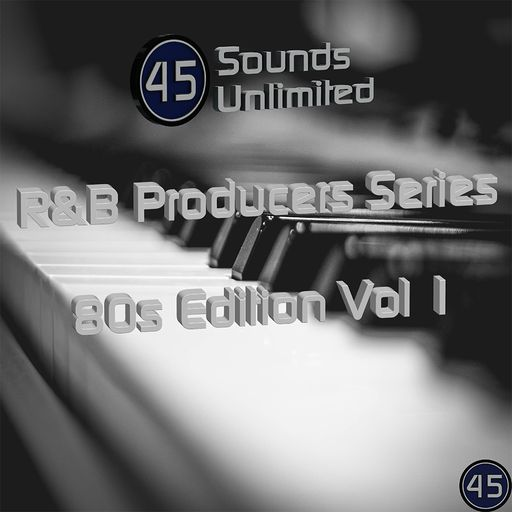 R&B Producers Series - 80s Edition Vol 1