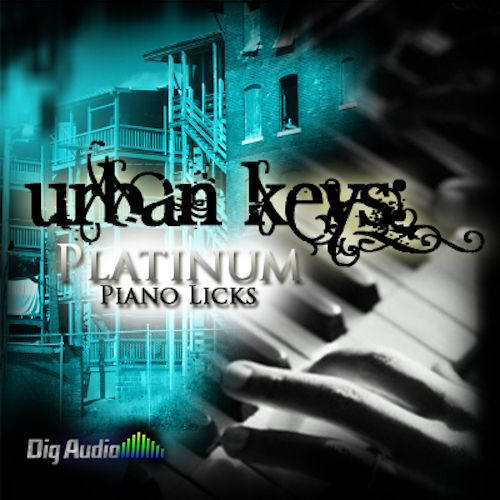 Urban Keys Platinum Piano Licks