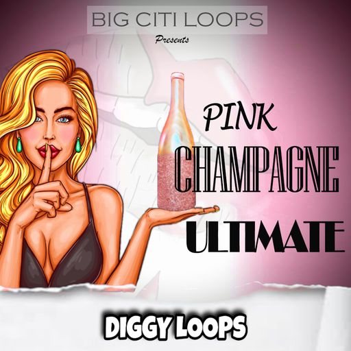 Pink Ultimate Champagne