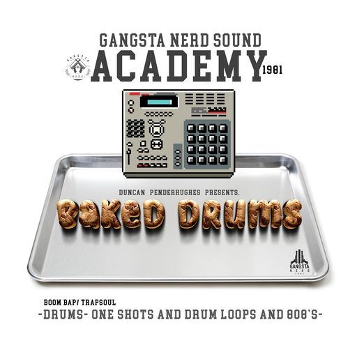 Baked Drums