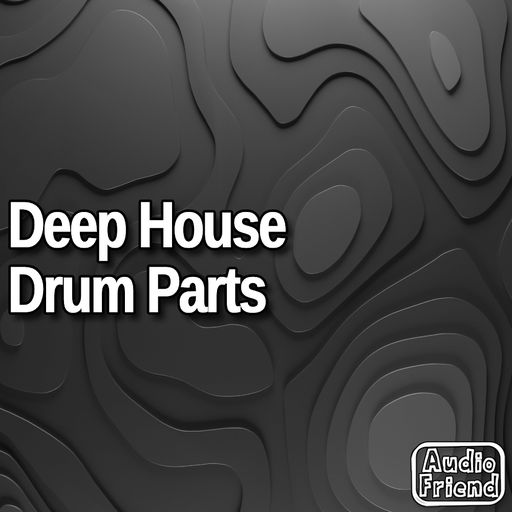 Deep House Drum Parts