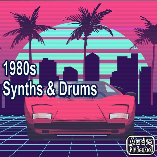 80s Synths & Drums