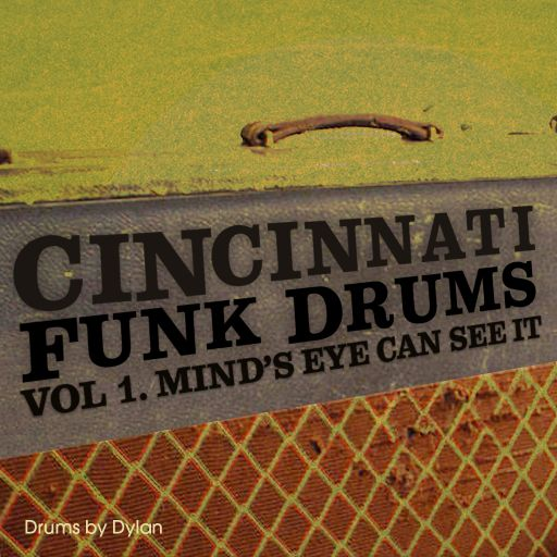 CINCINNATI FUNK DRUMS Vol. 1 | Mind's Eye Can See It '73
