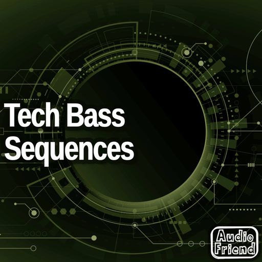 Tech Bass Sequences