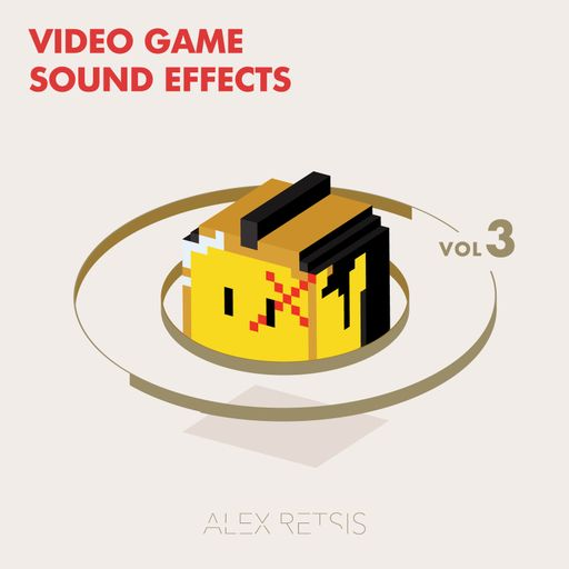 Video Game Sound Effects Vol.3