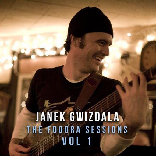 Janek Gwizdala - The Fodera Sessions