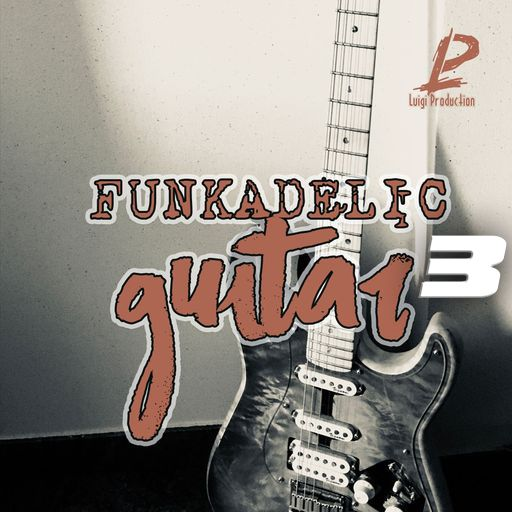Funkadelic Guitar 3