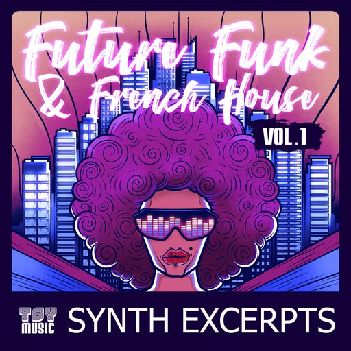 Future Funk & French House Vol.1 KEYBOARDS Excerpts