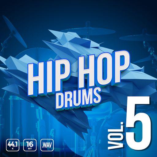 SOUNDS | Iconic Hip Hop Drums Vol  5 | Roll 9 Drum Break
