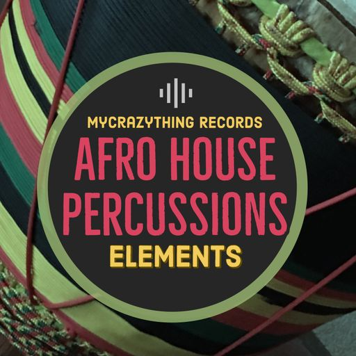 Afro House Percussion Elements