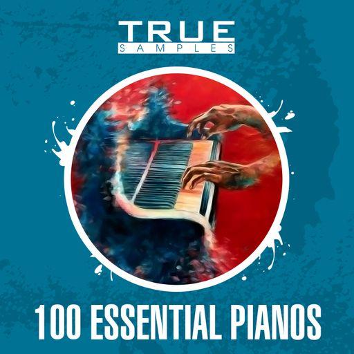 100 Essential Pianos