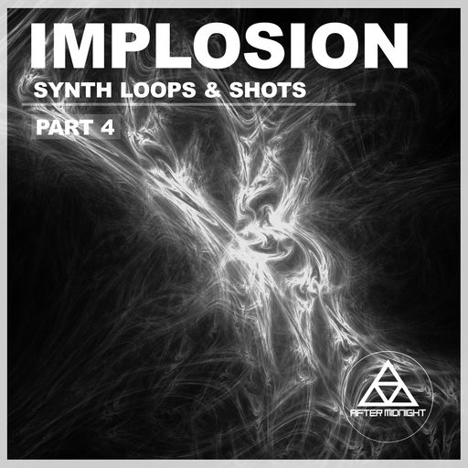 After Midnight - Implosion Synth Loops & Shots P4