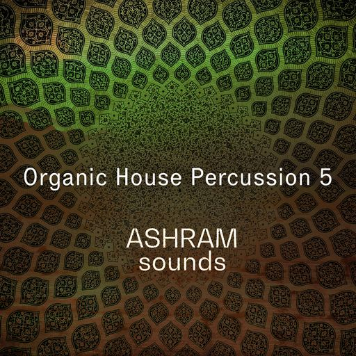 ASHRAM Organic House Percussion 5