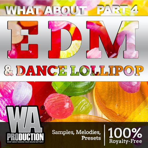 EDM & Dance Lollipop (Part 4)