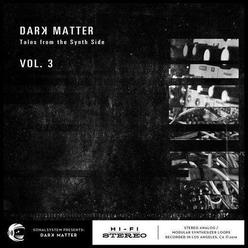Dark Matter vol 3 - Tales From The Synth Side