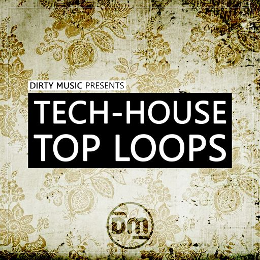 Tech-House Top Loops