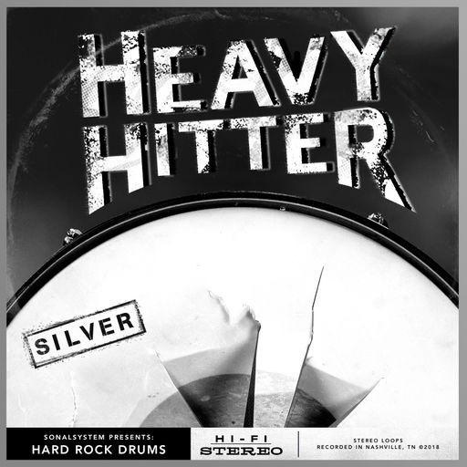 Heavy Hitter - Hard Rock Drums