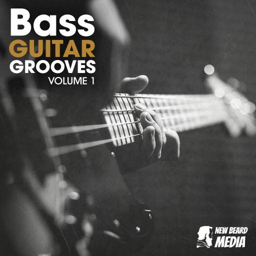 Bass Guitar Grooves Vol 1