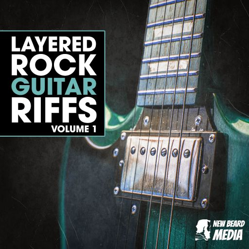 Layered Rock Guitar Riffs Vol 1