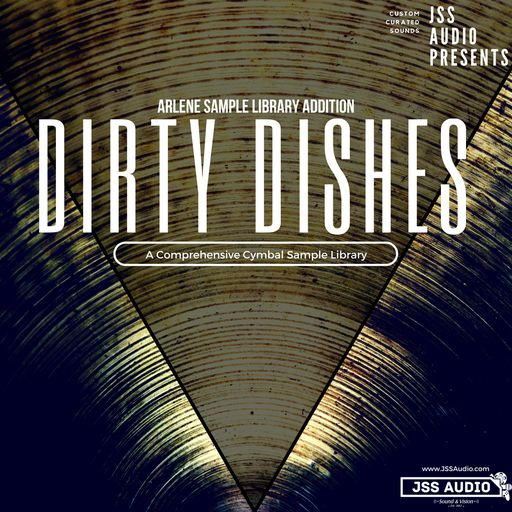 Dirty Dishes: Comprehensive Cymbal Library