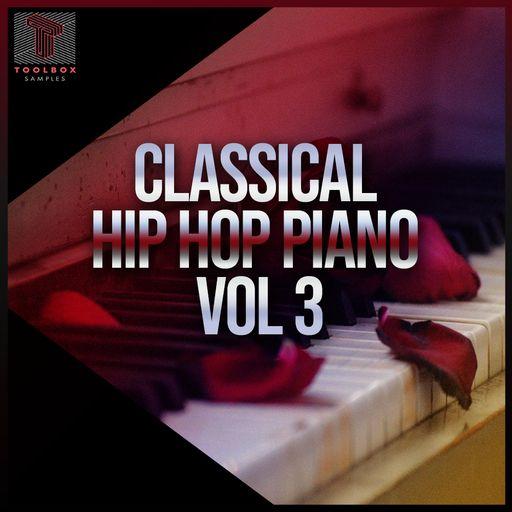 Classical Hip Hop Piano Vol 3
