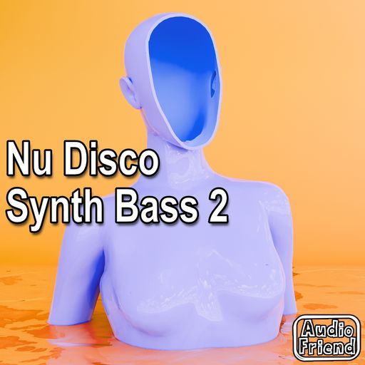 Nu Disco Synth Bass