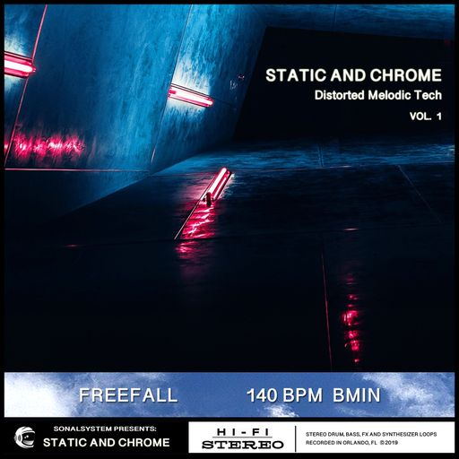 Static and Chrome 02 - Freefall