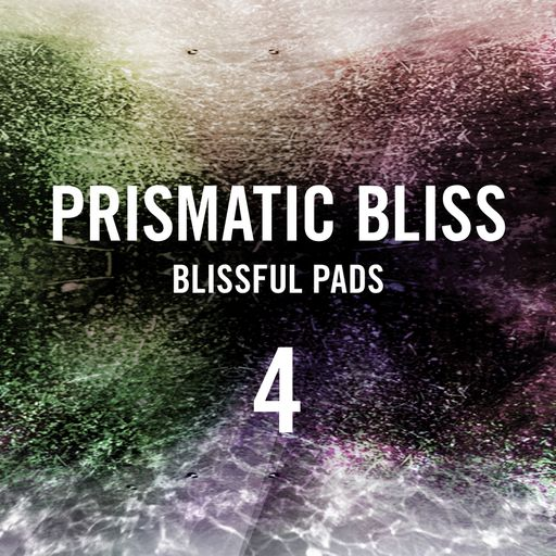Prismatic Bliss 4 Blissful Pads