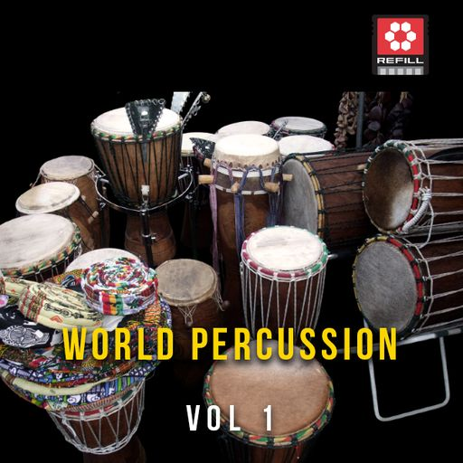 World Percussion Loops