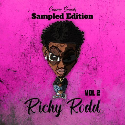 RICHY RODD Vol 2 Sampled Edition