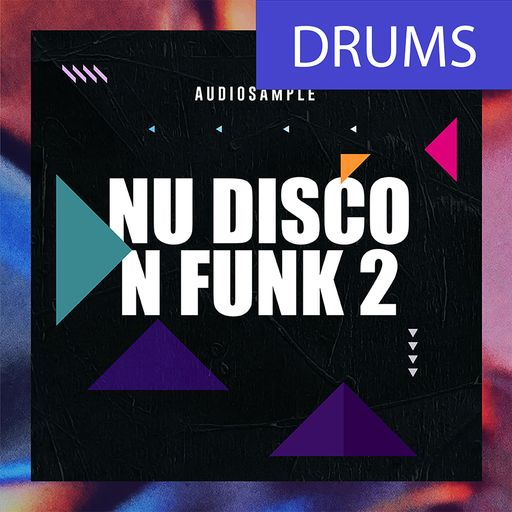 Nu Disco N Funk Vol 2 - DRUMS