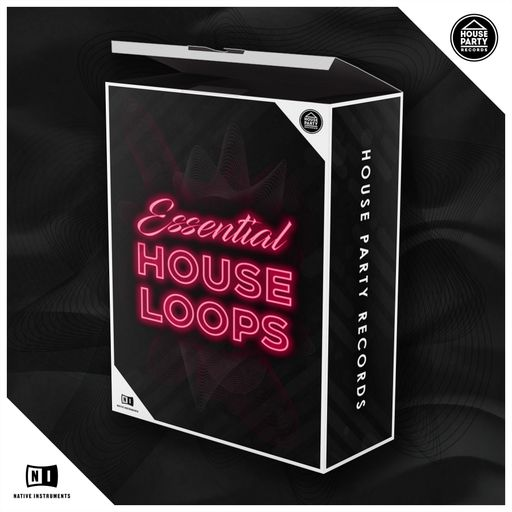 House Party Records Essential House Loops